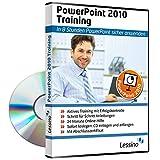 Produkt-Bild: PowerPoint 2010 Training - In 8 Stunden PowerPoint sicher anwenden [1 Nutzer-Lizenz]