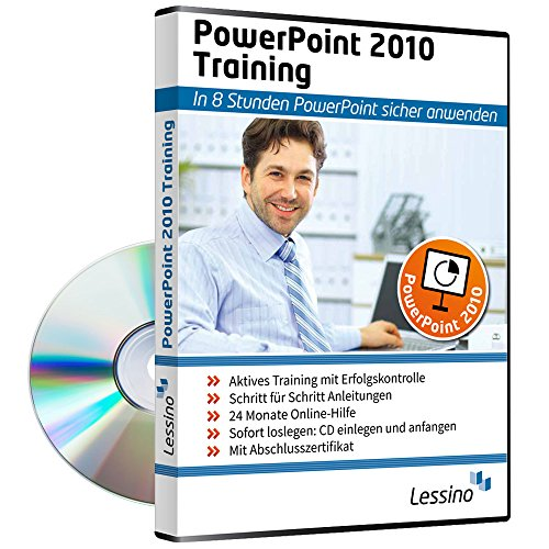 ning - In 8 Stunden PowerPoint sicher anwenden | Einsteiger und Auffrischer lernen mit diesem Kurs Schritt für Schritt die sichere Anwendung von PowerPoint [1 Nutzer-Lizenz] ()