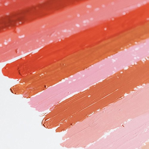 NOTE Cosmetics Rich Color Long Lasting Lipstick - 19 Ginger Flower - Silky Texture With Radiant Finish - 24 Color Options - 4.5 gr