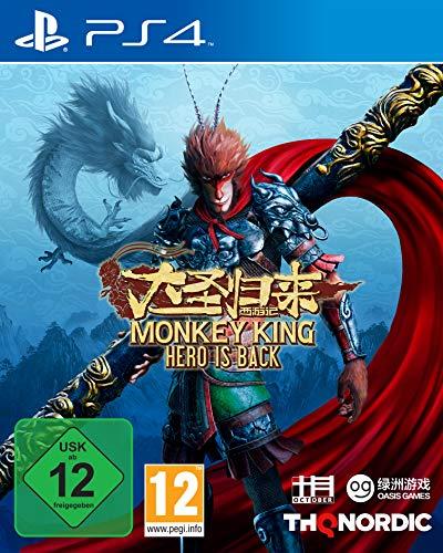 Monkey King: Hero is Back [Playstation 4]