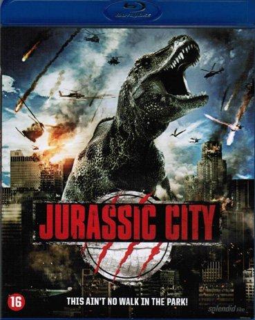 Jurassic City ( ) (Blu-Ray)