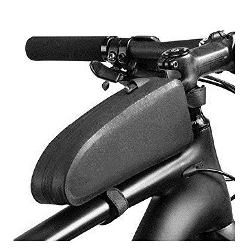 ZFW Borsa Telaio Bici Impermeabile Tubo Anteriore Manubrio Bicicletta Sella a Tracolla Leggero Pacchetto fasci Sedile Confezione Bellezza Senza Cuciture