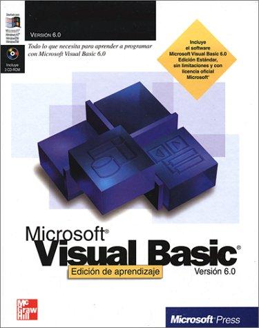 Visual Basic 6.0 Edicion De Apredisaje