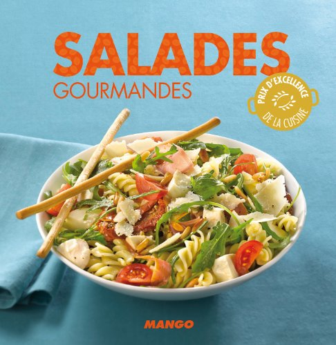 Salades gourmandes par Marie-Laure Tombini