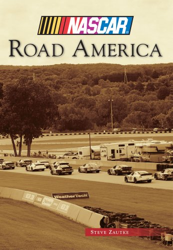 Road America (NASCAR Library Collection) por Steve Zautke