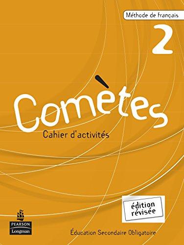 Comètes 2 cahier d\'activités - 9788420548166