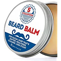 Steampunk® Barba Balm 60 ml Baffi e pizzetto