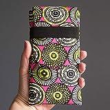 Housse smartphone iPhone Xs/Xs Max, Samsung S10 / S10 + taille au choix tissu motifs...