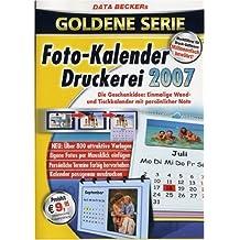 Foto-Kalender-Druckerei 2007