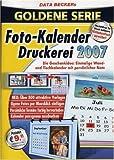 Produkt-Bild: Foto-Kalender-Druckerei 2007