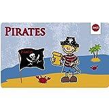Emsa 516276 Classic Brettchen Pirat