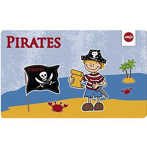 -Brettchen Classic, Motiv: Pirat (Classic Piraten)