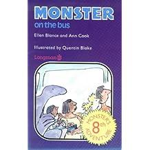 Monster Books: Monster on the Bus Bk. 8