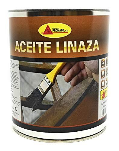 PROMADE - Aceite linaza con secante 750 ml.