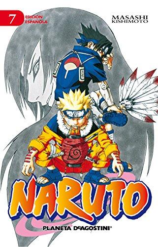 Naruto nº 07/72 (Manga Shonen) por Masashi Kishimoto