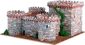 Domus - 83/40902 - Kit de Loisir - Maquette - Chateau Medieval - Domus Kits