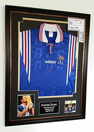 VERY-RARE-ZINEDINE-ZIDANE-of-FRANCE-Signed-Shirt