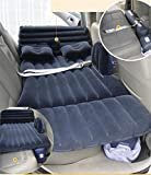 RUIRUI Kinderautofahren Lieferungen Automobil-aufblasbares Bett in der Rückseite des Kombi Auto mit Baby-Matratze , black