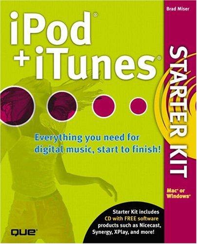 Ipod And Itunes Starter Kit (Travel Ipod Kit)