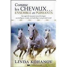 Comme les chevaux... Ensemble et puissants : Une approche humaniste pour développer son intelligence sociale, son leadership et son potentiel créatif