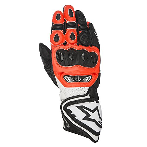 Alpinestars GP-Tech Handschuhe 2013 L Schwarz/Rot/Weiß