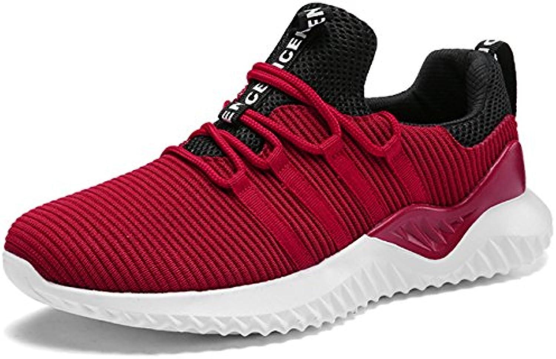 GNEDIAE Oras Zapatillas Sin Cordones Cómodo Plano Deporte Gimnasio Caminar Zapatillas Deportivas
