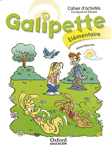 Galipette Élémentaire Cahier d'Activités (Édition 2010)