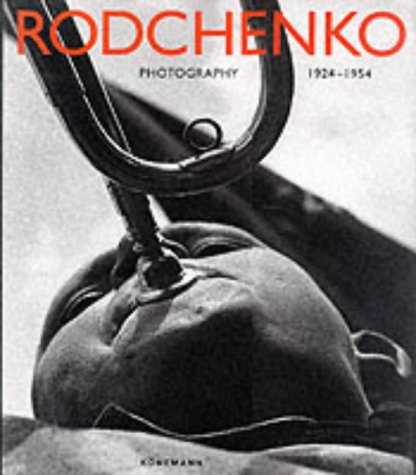 Alexander Rodchenko, Photography 1924-1954 Buch-Cover