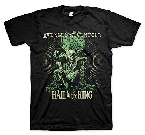 Rockoff Trade En Vie-T-shirt  Uomo    nero Medium