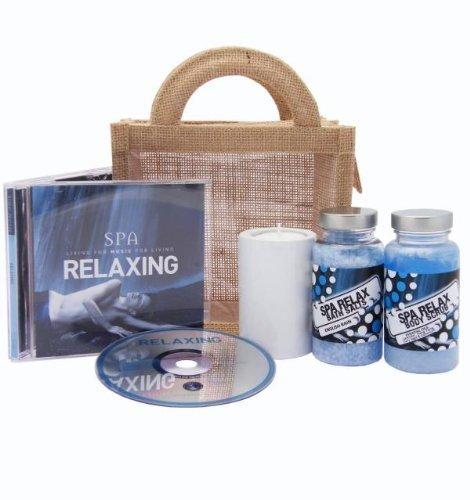 spa-relax-cd-musica-regalo-assortimento-set-regalo-by-regent-house-iuta-borsa-contiene-scrub-per-il-