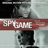 Spygame : bande originale du film   Gregson-Williams, Harry (1961-....)