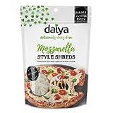 Daiya Queso Vegano Mozarella Rallado Especial Para Pizza 200g |Vegano|Sin Gluten|Sin Soja|Sin Lactosa (Pack de 4)