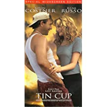 Tin Cup [VHS]