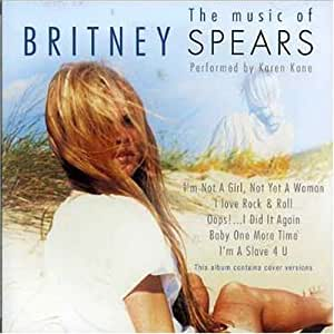 Music of Britney Spears