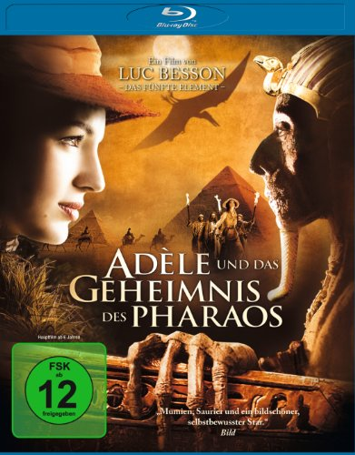 Bild von Adele und das Geheimnis des Pharaos [Blu-ray]