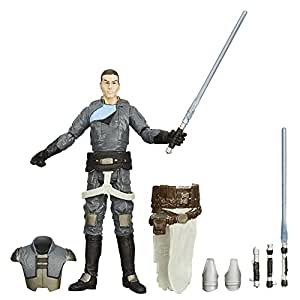 Star Wars – The Black Series – Starkiller (Galen Marek) – Figurine Articulée 9,5 cm