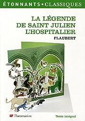 La légende de saint Julien l'Hospitalier