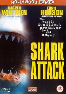 Shark Attack - Cordell Mcqueen; Chris Olley; Jacob Makgoba; Casper Van Dien; Paul Ditchfield DVD