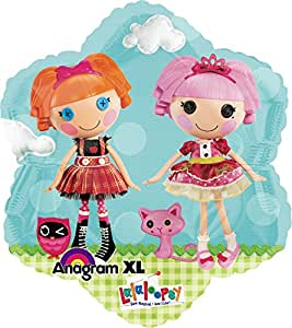 Amscan Junior Shape Lalaloopsy Party Accessory