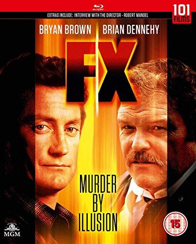 F/X Murder by Illusion (Blu Ray) [Blu-ray] [UK Import] - 101 Mandel