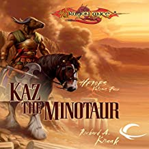 Kaz the Minotaur: Dragonlance: Heroes, Book 4
