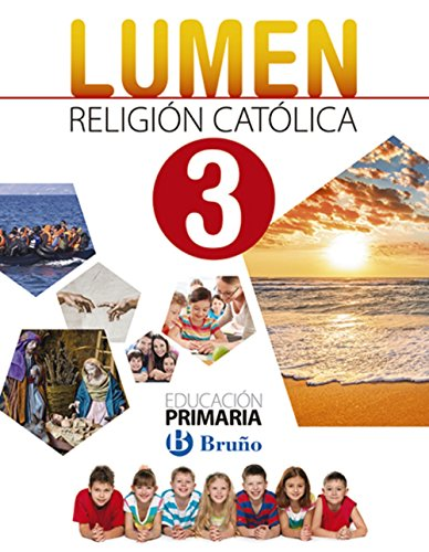 Religión católica Lumen 3 Primaria