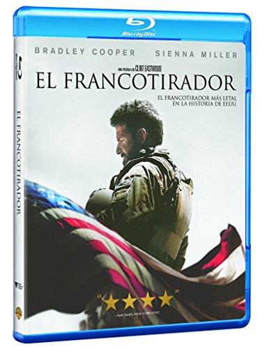 El Francotirador [Blu-ray]