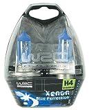 WRC 007352 2 Lampadine H4 Xenon Blue Perfection 55/60W