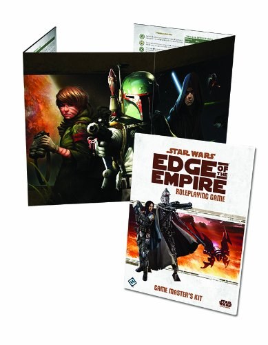 Star Wars - Edge of the Empire RPG Game Master's Kit - Rpg Game Master