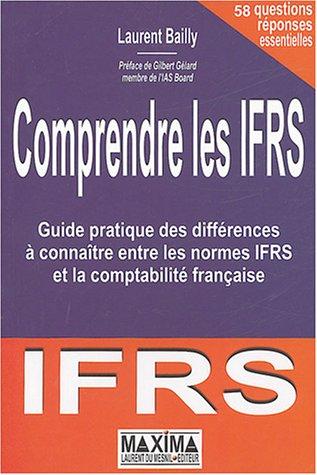Comprendre les IFRS : Guide pratique des différences à connaître entre les normes IFRS et la comptabilité