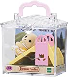 Sylvanian 5204 Families Dog on Slide Baby Carry Case
