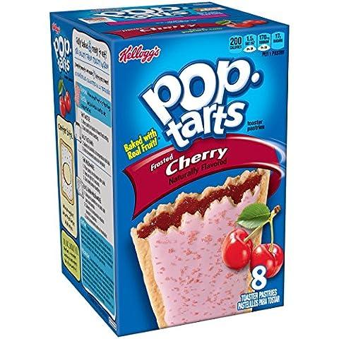Kelloggs Cherry Pop Tarts - 416g