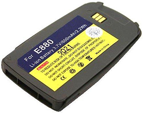 Akku für Samsung SGH-E880, SGH-E880, Li-Ion, 3,7V, 600mAh