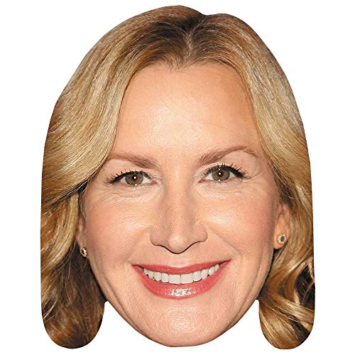 Celebrity Cutouts Angela Kinsey (Smile) Big Head